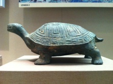 Bronze Turtle