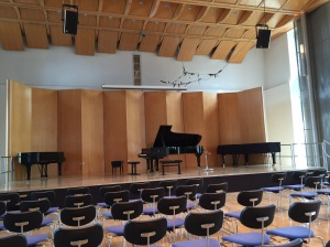 Liszt Hochschule for Musik
