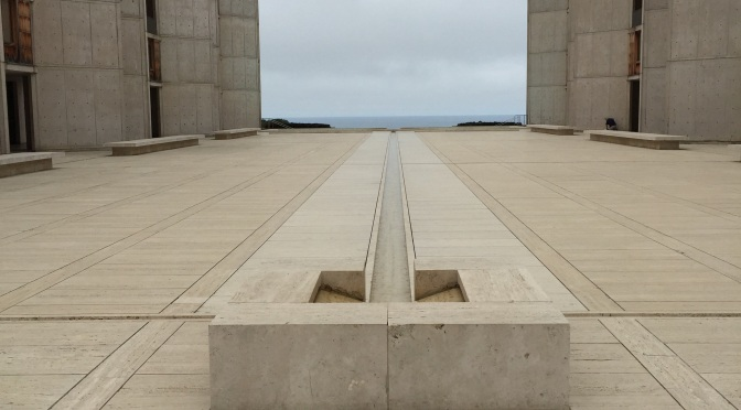 The Salk Institute, La Jolla, CA
