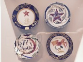 Decorated Plates