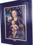 Madonna and Child, Cranach the Elder