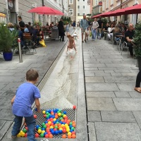 River of Fun on Pedestrian street