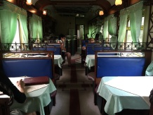 Russian Dining Car