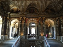 Entry to the Kunsthistorisches Museum