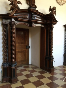 Confessional Rooms