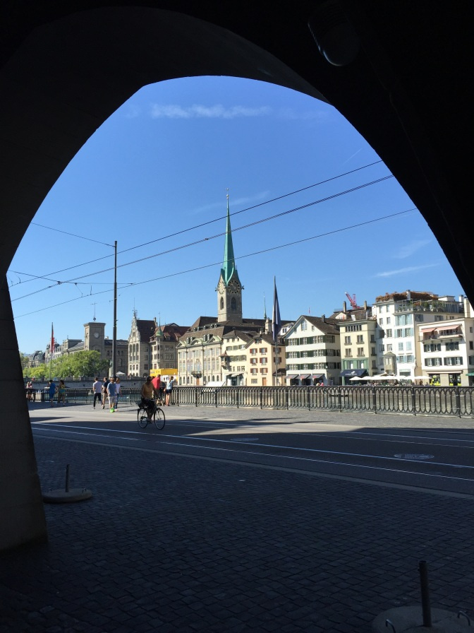 Day 36: Zurich's Riches