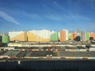 Housing in Outskirts of Moscow