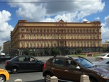 KGB Former Headquarters Sober