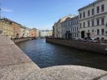 Canal Street Near Winter Palace