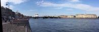 Bolshaya Neva River, St. Petersburg