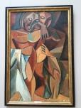 Picasso, Three Women 1908