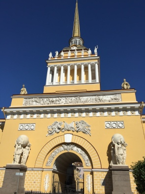 The Admiralty, St. Petersburg