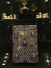 Jewelled Manuscript Cover