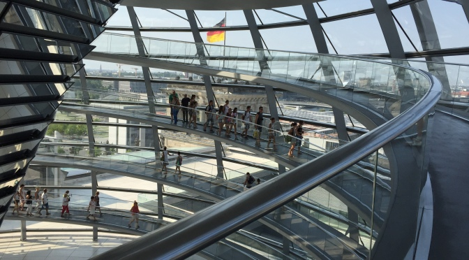 EUROPE SERIES/SILK ROAD EXTENSION:  Berlin (D2)