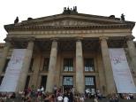 Facade to Konzerthaus
