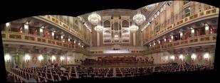 Interior of Konzerthaus