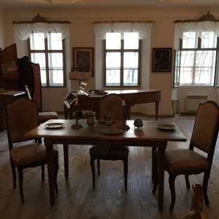 Room in Mozart's House