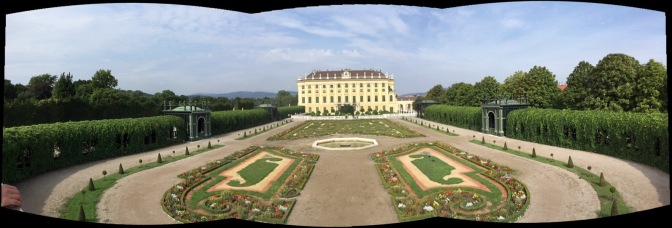 Day 28: Schonbrunn to Apfel Strudels