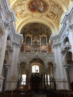 Organ Performance at St. Florian Church