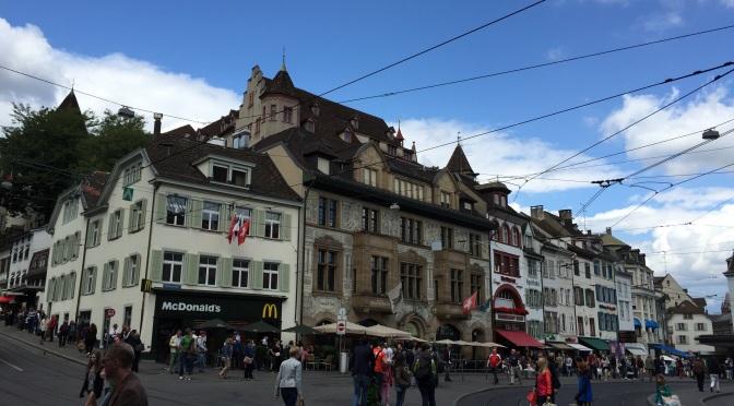 EUROPE SERIES/SILK ROAD EXTENSION:  Switzerland