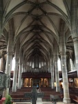 St. Michael's Kirche Interior