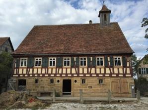 Two-level Farmhouse, Hohenlohe