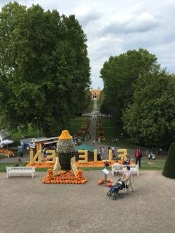 Pumpkin Festival at Ludwigsburg Palace