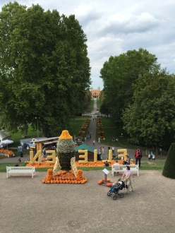 Pumpkin Festival at Ludwigsburg Palace