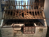 Model of Timber Construction