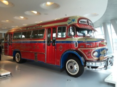 Argentinian Decorated Bus