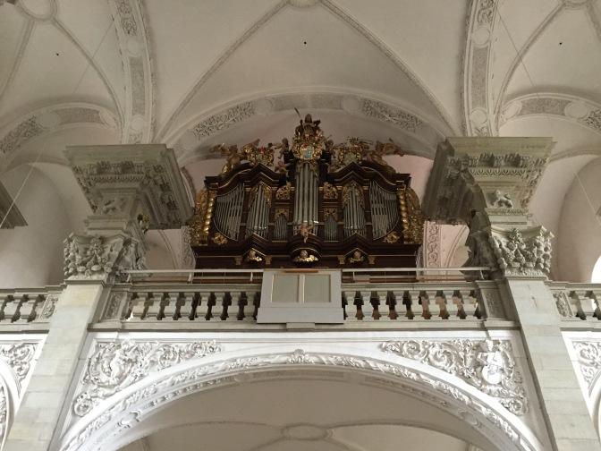 Day 52-54: Week Two, Schwäbisch Hall