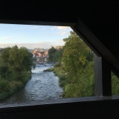 River View from Bridge