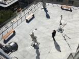 Rooftop Sculpture
