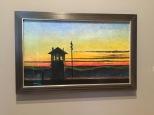 Edward Hopper-Railroad Sunset 1929