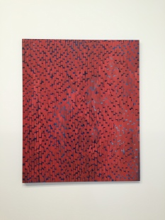 Alma Thomas, Mars Dust, 1972