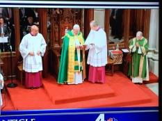 Mass at St. Patrick's, NYC