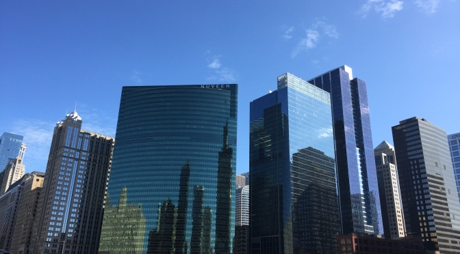 Day 74: Chicago (Wright House and River Cruise)