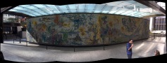 Chagall Mural, Chicago