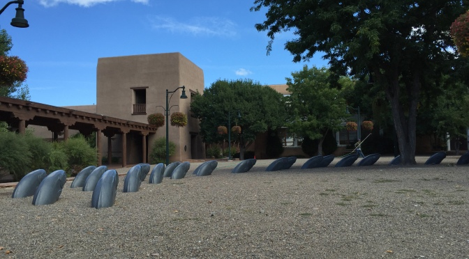 Day 77-78: Art is Everywhere in Santa Fe