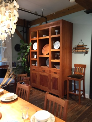Furniture and Pottery