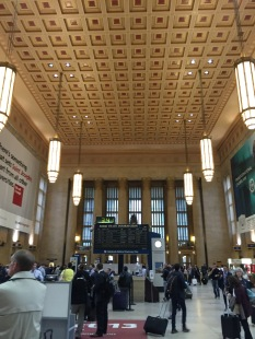 Philadelphia Amtrak 30th Street Station