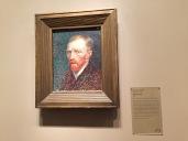 Van Gogh, Self-Portrait