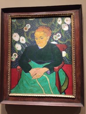 Van Gogh, Mme Roulin