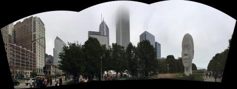 Chiicago Skyline
