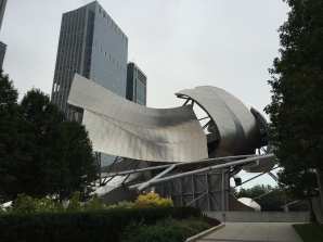 Gehry Bandshell