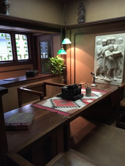 Wright's Desk