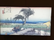 Hiroshige Woodblock