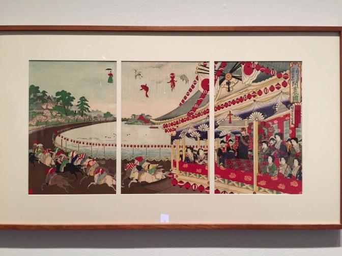 Japanese Art, the Western World and Bonus Video