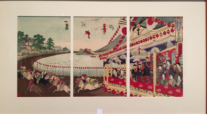 Japanese Art, the Western World and Bonus Video