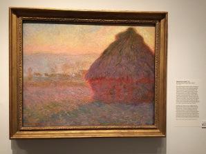 Van Gogh's Haystacks